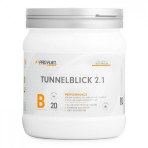 Tunnelblick 2.1 Trainingsbooster Allrounder Pre Workout Booster