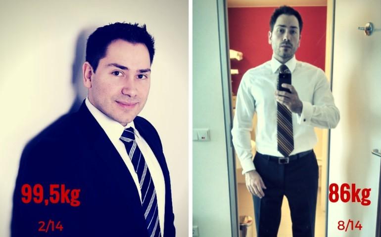 Kein Alkohol und Fitness - Meine Transformation