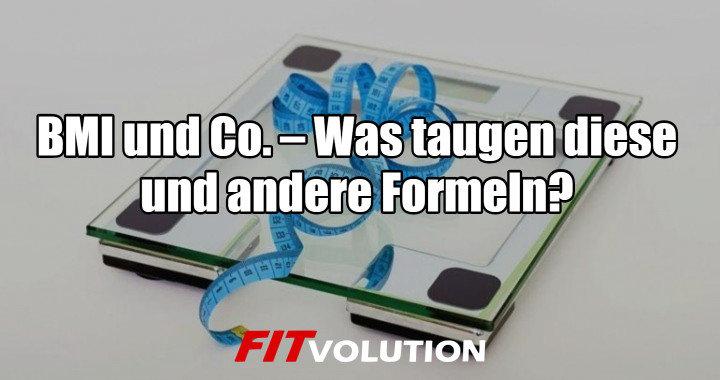 BMI und Co. – Was taugen die Formel und andere Indikatoren