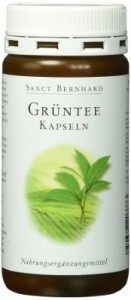 Grüntee Extrakt Sanct Bernhard Fatburner Tabletten