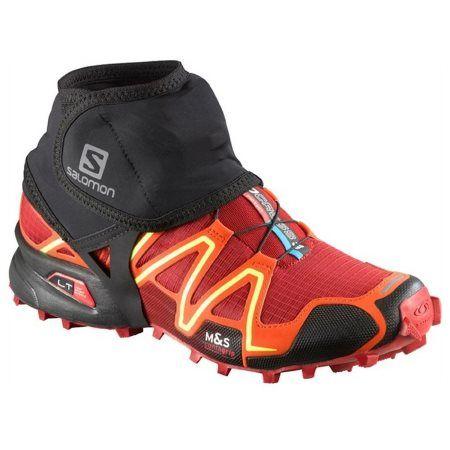 Die Salomon Speedcross 3 mit den Trail Gaiters Gamaschen sind ein Paar echte Tough Mudder Schuhe!
