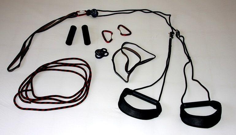Slingtrainer Eigenbau – Wie Du Deinen eigenen Schlingentrainer bauen kannst
