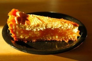 Auch so ein leckeres Stück Apfelkuchen ist am Cheat Day erlaubt!