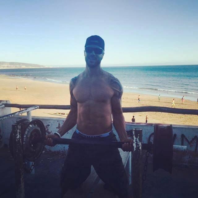 Marcus Meurer Open Air Gym