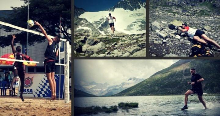 Robert Kampczyk – Der Volleyball-Weltmeister, der mit seiner Kamera 100km über die Zugspitze rennt