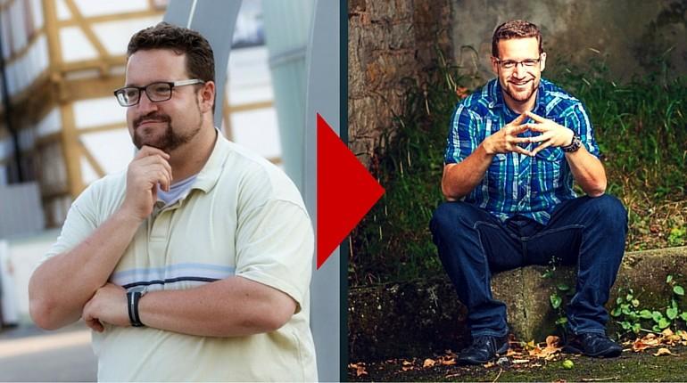 Christian Müller 50 Kilo abnehmen