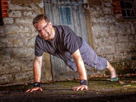 Christian Müller Spaß am Trainieren