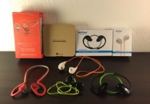 Bluetooth-Sport-Kopfhörer-Überblick