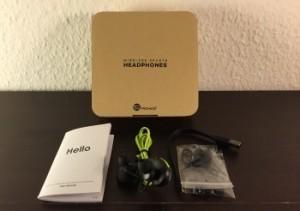 Bluetooth-Sport-Kopfhörer-TaoTronics-TT-BH06-ausgepackt