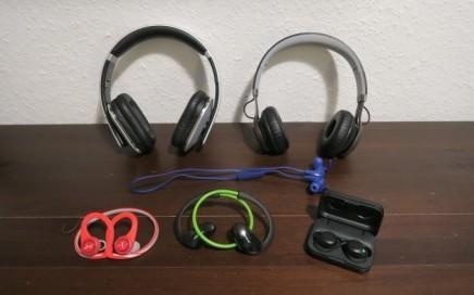 Bluetooth Sport Kopfhörer für Fitness und Laufen im Test