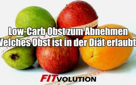 Low Carb Obst zum Abnehmen