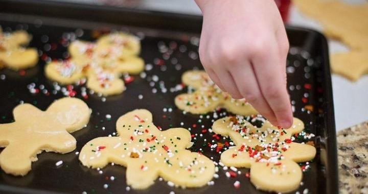 Weihnachtsessen – Kalorien sparen durch weniger essen