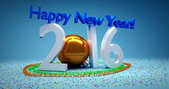 Silvester und gute Vorsätze - 2016 kann Dein Jahr werden
