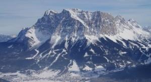 Trail-Laufevents gibt es sogar an der Zugspitze