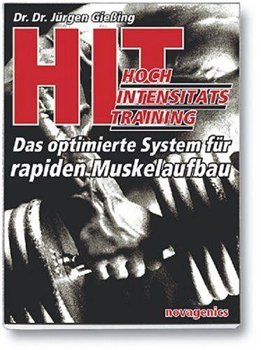 Ganzkörper-Training macht nach dem HIT-Prinzip auch für sehr erfahrene Kraftsportler Sinn