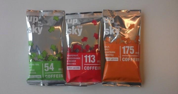 Koffein Gummibärchen - Energy Fruchtgummis