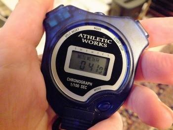 Mit GK-Training kannst Du schneller wieder die gleichen Muskeln trainieren