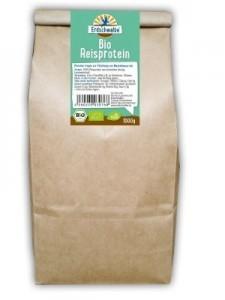 veganes Bio Reisprotein von Erdschwalbe