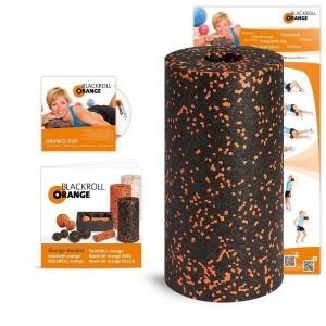 Die Original Rückenrolle von Blackroll Orange