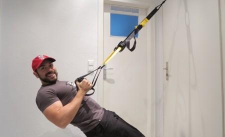 Der SportastischSling Trainer Pro im Fitvolution Schlingentrainer Test