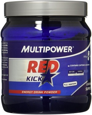 Multipower Red Kick Energy