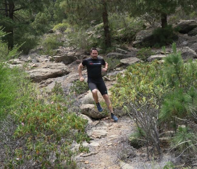 Trailrunning Training für den Zugspitz Ultratrail auf Teneriffa