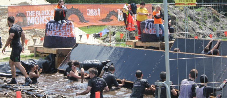 The Block Ness Monster Tough Mudder Nord 2016 Fitvolution