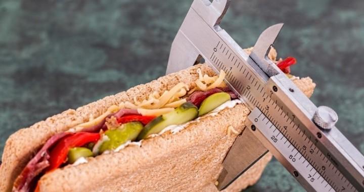 Schneller abnehmen durch Kalorien sparen