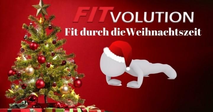 7 Tipps mit denen Du fit und schlank durch die Weihnachtszeit kommst