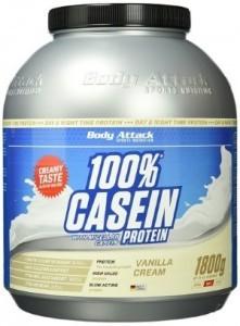Body Attack 100% Micellar Casein Protein