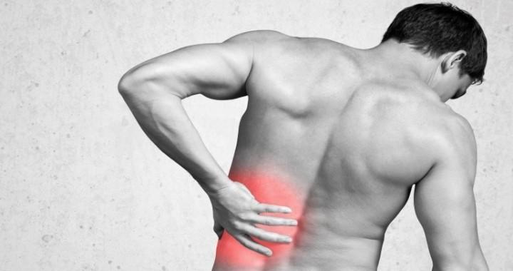 Verspannungen im Rücken - Eine Faszienverklebung kann schuld sein