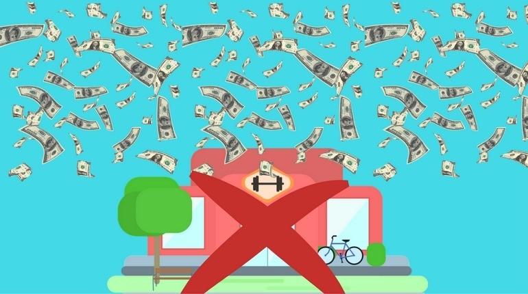 Wie ich durch meine Fitnessstudio Kündigung in 6 Monaten über 2.500 Euro gespart habe