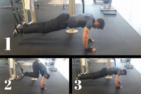 Mit Knee Tucks effektiv die Bauchmuskeln trainieren - die besten Bauchmuskelübungen