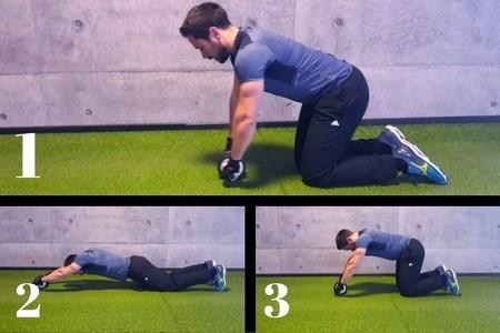 Mit dem Ab Roller effektiv die Bauchmuskeln trainieren- die besten Bauchmuskelübungen