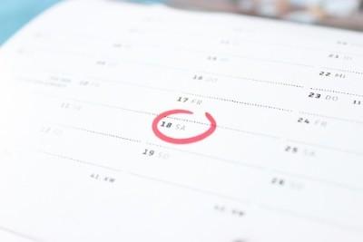 Zeit für Sport - Mehr Zeit für Dein Training mit festen Terminen im Kalender