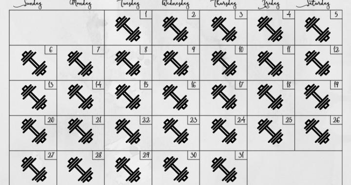 Tägliches Training – Ist jeden Tag Krafttraining wirklich sinnvoll