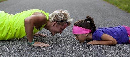 Kinder die keinen Sport treiben haben ihr Leben lang eine schlechtere körperliche und geistige Leistungsfähigkeit