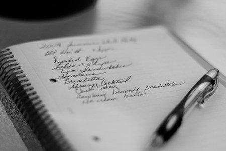 Gesund Einkaufen – mit einer Einkaufsliste