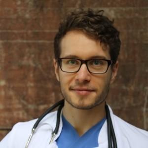 Gesund essen unterwegs - Dominik Dotzauer Profilbild