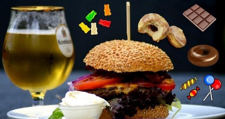 Gibt es ungesunde Lebensmittel und wie erkennst Du sie?  Fitvolution