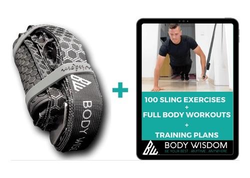 Body Wisdom Slingtrainer zum Fitvolution-Sonderpreis