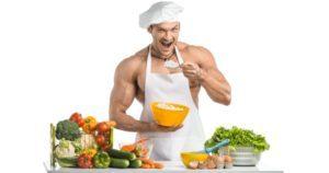 Massephase Ernährung – die richtige Ernährung für Deinen Muskelaufbau