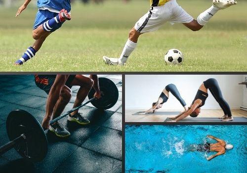 Es gibt viele verschiedene Möglichkeiten wenn Du mit Sport anfangen und sportlich werden möchtest