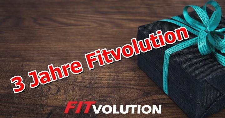 3 Jahre Fitvolution – 3 Jahre fitteres Internet