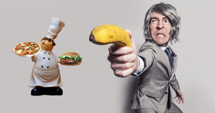 Gesund essen bei der Arbeit - Tipps