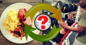 Vor oder nach dem Sport essen - Was macht mehr Sinn