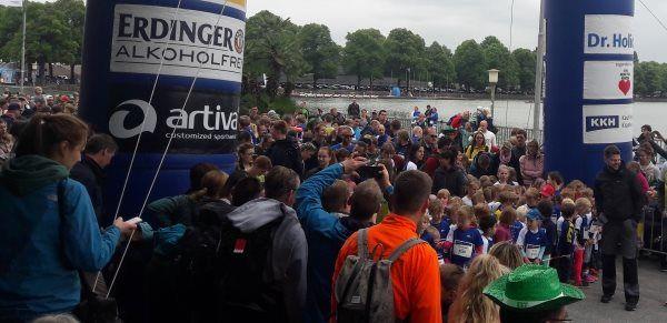 KKH-Lauf Hannover Bambini-Start
