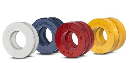 LexQuinta Micro Plates Set