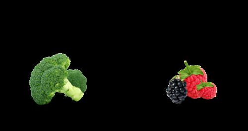 Wie viel Obst und Gemüse - was ist wichtiger