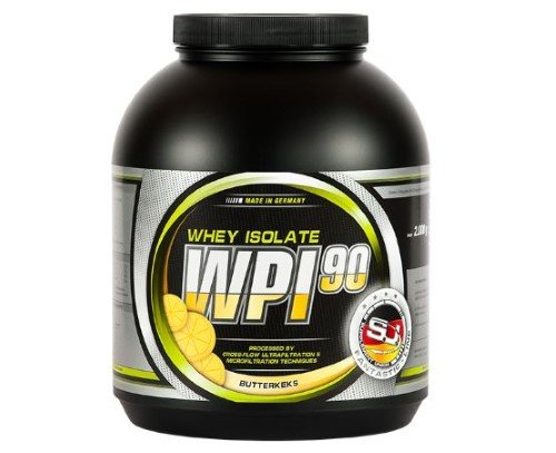 Der beste Protein-Shake WPI90 von Supplement Union